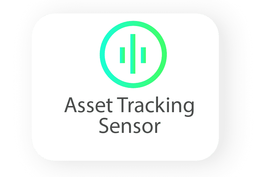 Asset Tracking Icon