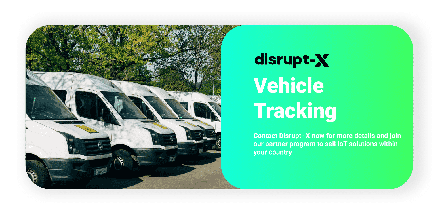 Vehicle Tracking Virtual Card