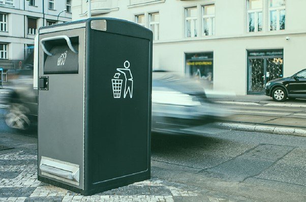 Smart Waste Management using IoT