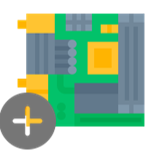 Add Hardware IoT Solution Icon