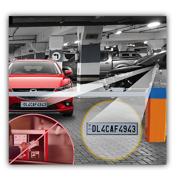 Avoiding RFID Smart ANPR-IoT Solution with Disrupt-X